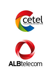 Cetel as is the part of Calik Enerji, owners of AlbTelecom